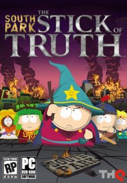 South Park: Stick of Truth (2014, Action / Adventure)
