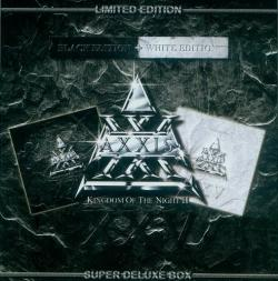 Axxis - Kingdom of the Night II (Super Deluxe Box, Limited Edition 3CD)