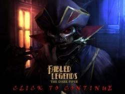 Fabled Legends: The Dark Piper - Collector's Edition