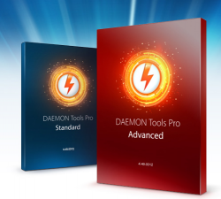 DAEMON Tools Pro Advanced, Standart 4.40.0312.0214