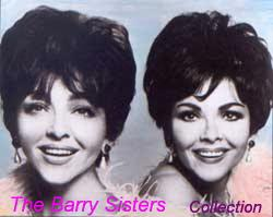The Barry Sisters - Collection