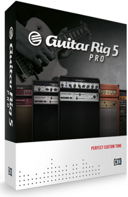 Native Instruments - Guitar Rig Pro 5.1.1 RePack