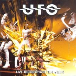 UFO - Live Throughout The Years (Limited Deluxe Edition 4CD Box Set)