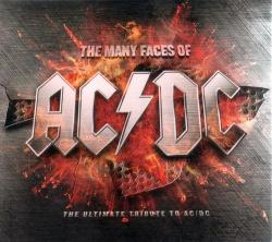 VA - The Many Faces Of AC/DC: The Ultimate Tribute to AC/DC