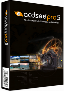 ACDSee Pro 5.3.168 Final RePack