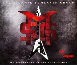 The Michael Schenker Group - The Chrysalis Years 1980-1984 (5CD Box Set)