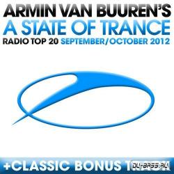 VA - A State Of Trance Radio Top 20 - September October 2012