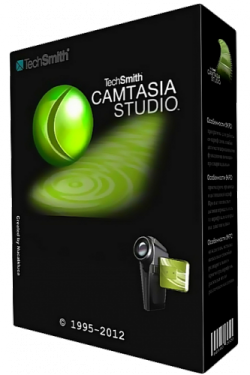 TechSmith Camtasia Studio 8.0.4.1060 Final