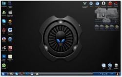 прозрачные темы для Windows 7 скачать бесплатно с автоматической установкой - фото 9