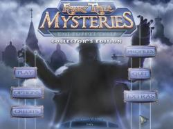 Fairy Tale Mysteries: The Puppet Thief. Collector's Edition