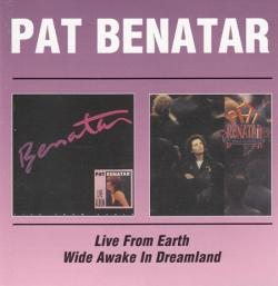 Pat Benatar - Live From Earth - Wide Awake In Dreamland 1983 - 1988 (2CD)