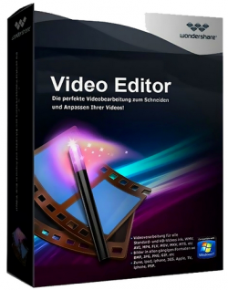 Wondershare Video Editor 3.1.0.4 Final + RUS + Portable