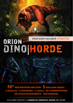 ORION Dino Horde 1.07