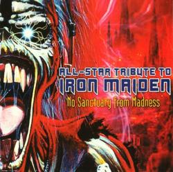 VA - All-Star Tribute To Iron Maiden - No Sanctuary From Madness