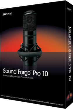 Sony Sound Forge Pro 10.0d.503 RePack