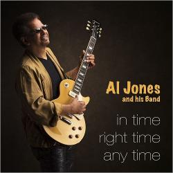 Al Jones His Band - In Time, Right Time, Any Time