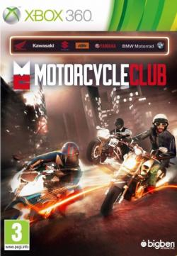 [Xbox 360] Motorcycle Club [PAL / ENG]