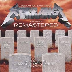 VA - Kerrang Presents Remastered - Metallica's Master Of Puppets Revisited