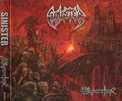 Sinister - Syncretism (2CD Limited Edition)