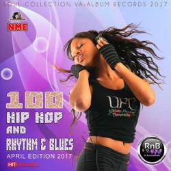 VA - 100 Hip-Hop and RnB Rhythm Blues April Edition