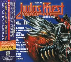 VA - A Tribute To Judas Priest - Legends Of Metal Vol.1 - Vol.2