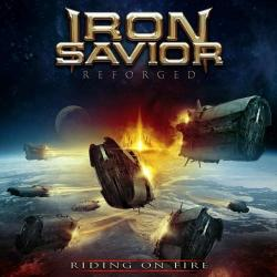 Iron Savior - Reforged - Riding On Fire (2CD)