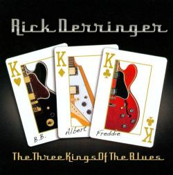 Rick Derringer - The Three Kings Of The Blues