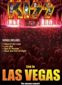 KISS - Live in LAS VEGAS
