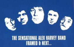 Sensational Alex Harvey Band - Дискография (1969-1979)