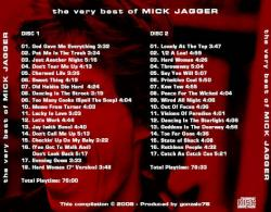 Mick Jagger - The Best Of (2CD)