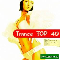VA - The Trance TOP 40 February 2012