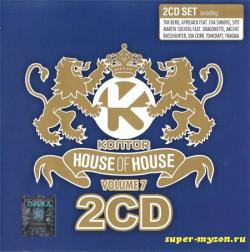 VA - Kontor House of House Volume 7 Romanian Edition
