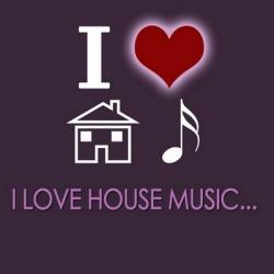 VA - I Love House Music...