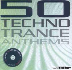 VA - 50 Techno Trance Anthems