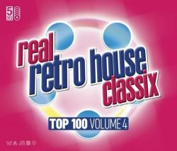 VA - Real Retro House Classix Top 100 Volume 4