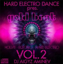 DJ Aigyz Aminev - Hard Electro Dance Vol.2 Gold Beat