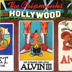 Alvin and The Chipmunks - The Chipmunks Go Hollywood