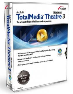 Arcsoft TotalMedia Theatre 3 Platinum 3.0.1.120