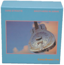 Dire Straits - Brothers in Arms (10 SHM-CD Box, Japanese Edition)