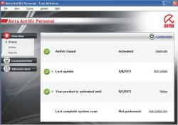 Avira Premium Security Suite 10.0.0.608
