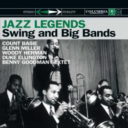 Jazz Legends. Swing and Big Bands (2003)
