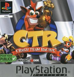 [PSone] CRASH TEAM RACING это КРУТО (1999)