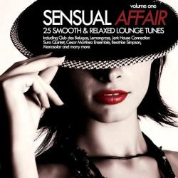 VA - Sensual Affair: 25 Smooth & Relaxed Lounge Tunes Vol. 3