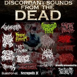 VA - Discordant Sounds From The Dead