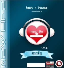 VA - New Life @ TMD Tech House Edition Vol.8
