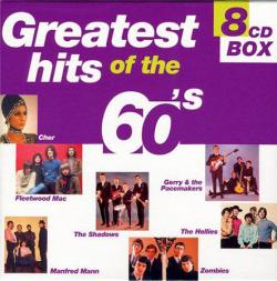 VA - More Greatest Hits Of The 60's (8 CD)