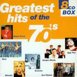 VA - More Greatest Hits Of The 70's (8 CD)