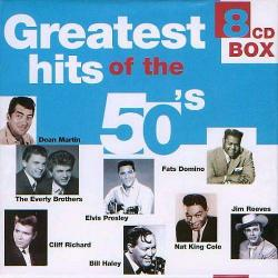 VA - More Greatest Hits Of The 50's (8 CD)