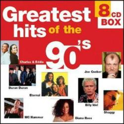 VA - More Greatest Hits of the 90's (8 CD)