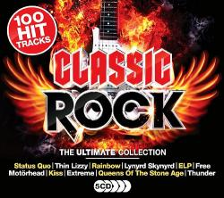 VA - Classic Rock: The Ultimate Collection
